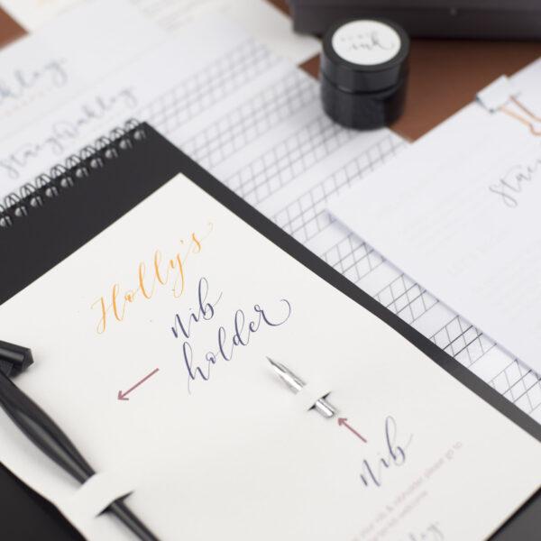 calligraphy kit - nib