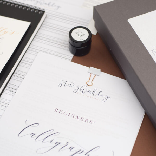 calligraphy kit - ink